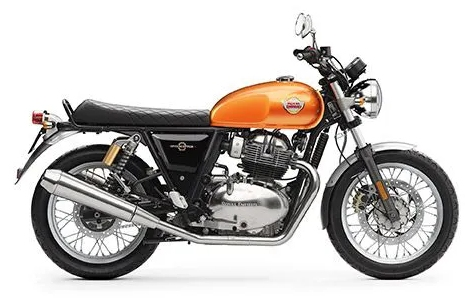 Royal Enfield 650 Interceptor